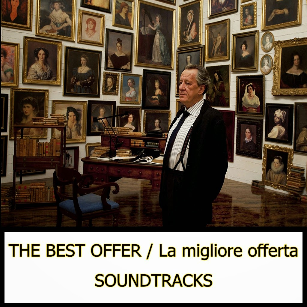the best offer la migliore offerta la mejor oferta en iyi teklif soundtracks