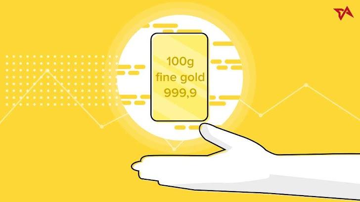 Platform Investasi Emas Digital Terbaik Di Indonesia