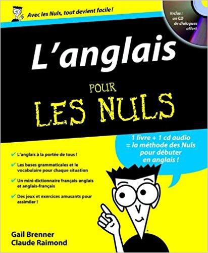 L Anglais Pour Les Nuls En Pdf Book Lover