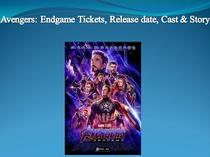 How to Book Avengers Endgame Tickets in India