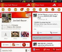 Facebook Mod Manchester United apk