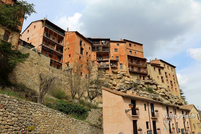 Casas colgadas de Albarracín, Teruel