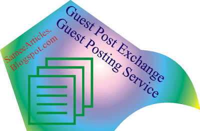 Guest Blogging and Exchanging