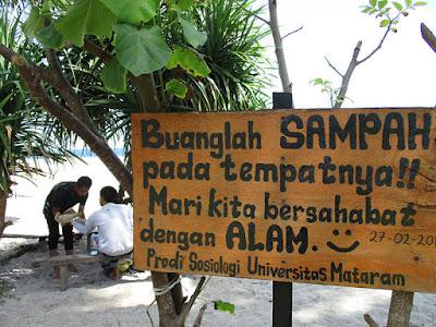 pantai setangi lombok