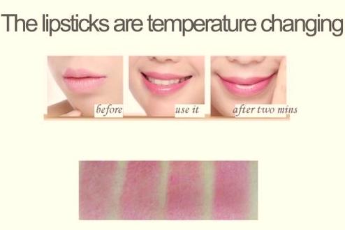 swatches lipstick fiore rossetti