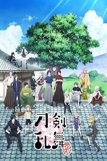 Touken Ranbu: Hanamaru (2016) sinopsis, detail, OST, Pengisi suara, nonton trailer