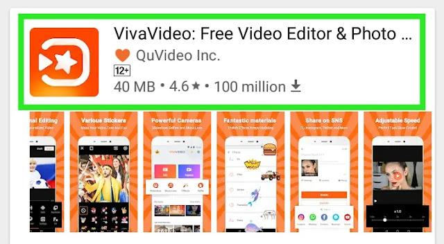 Viva video apk free Download + Download vivavideo mod apk
