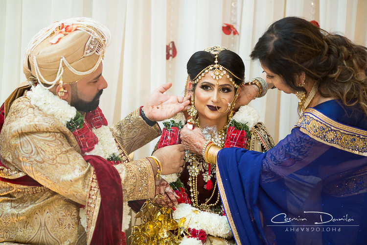 Tina & Maneesh - Sikh Hindu Wedding in Toronto | Cosmin Danila