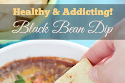 Easy Healthy Vegan Black Bean Dip Recipe