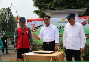 Mentan Apresiasi Capaian 153 Paten Balitbangtan Terbanyak di Indonesia