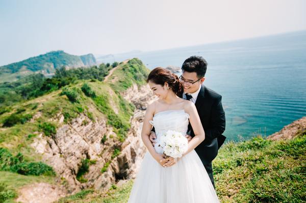 Ảnh cưới đẹp Cô Tô