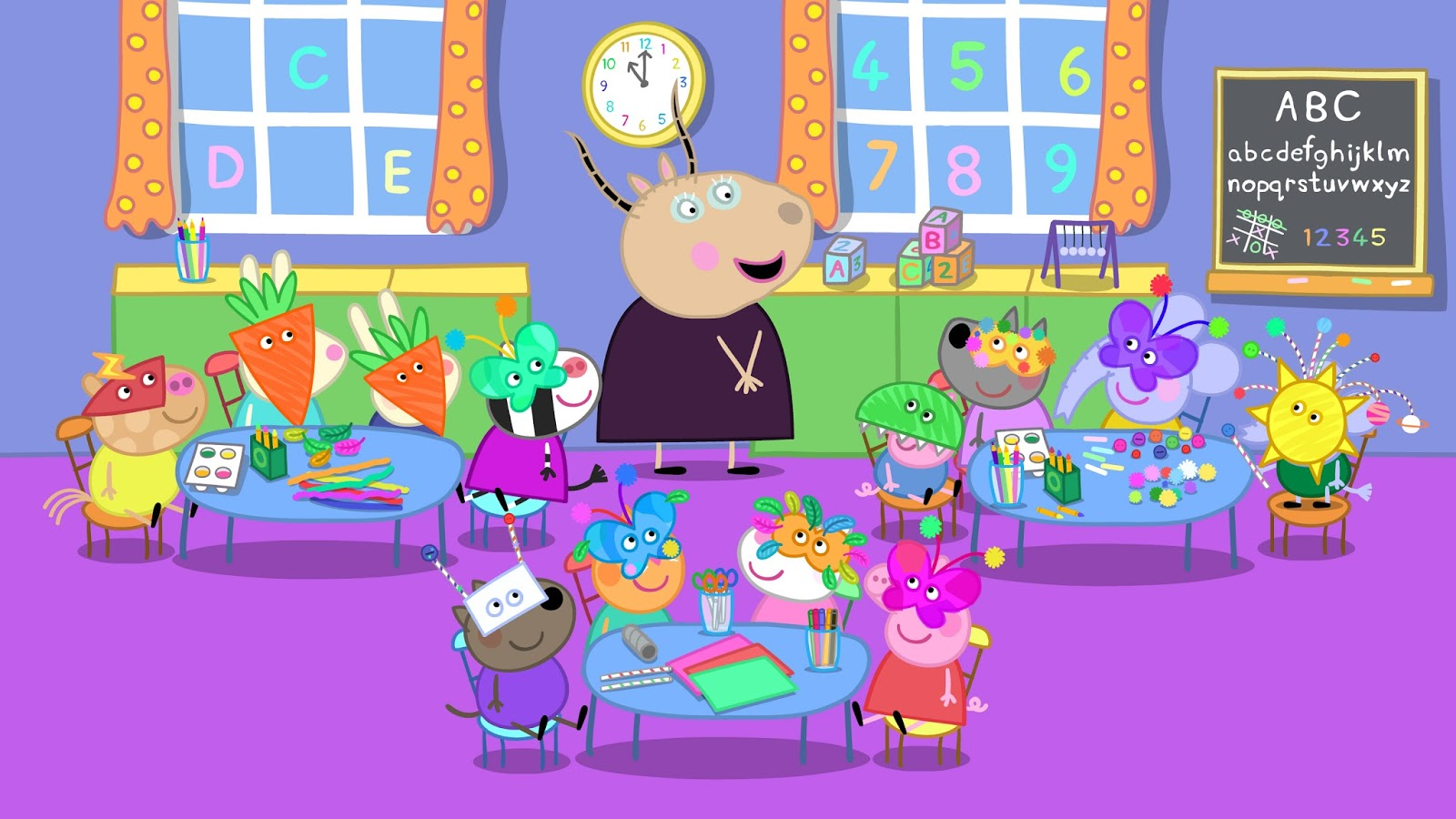 Nickalive Nickelodeon Usa To Premiere New Episodes Of Peppa Pig