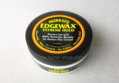 Murrays Edgewax Extreme Hold  Original USA Pomade 100%