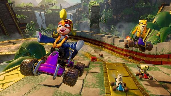 إشاعة: نسخة لعبة Crash Team Racing Nitro-Fueled على جهاز PS4 Pro و Xbox One X ستحصل على امتياز كبير جداً..