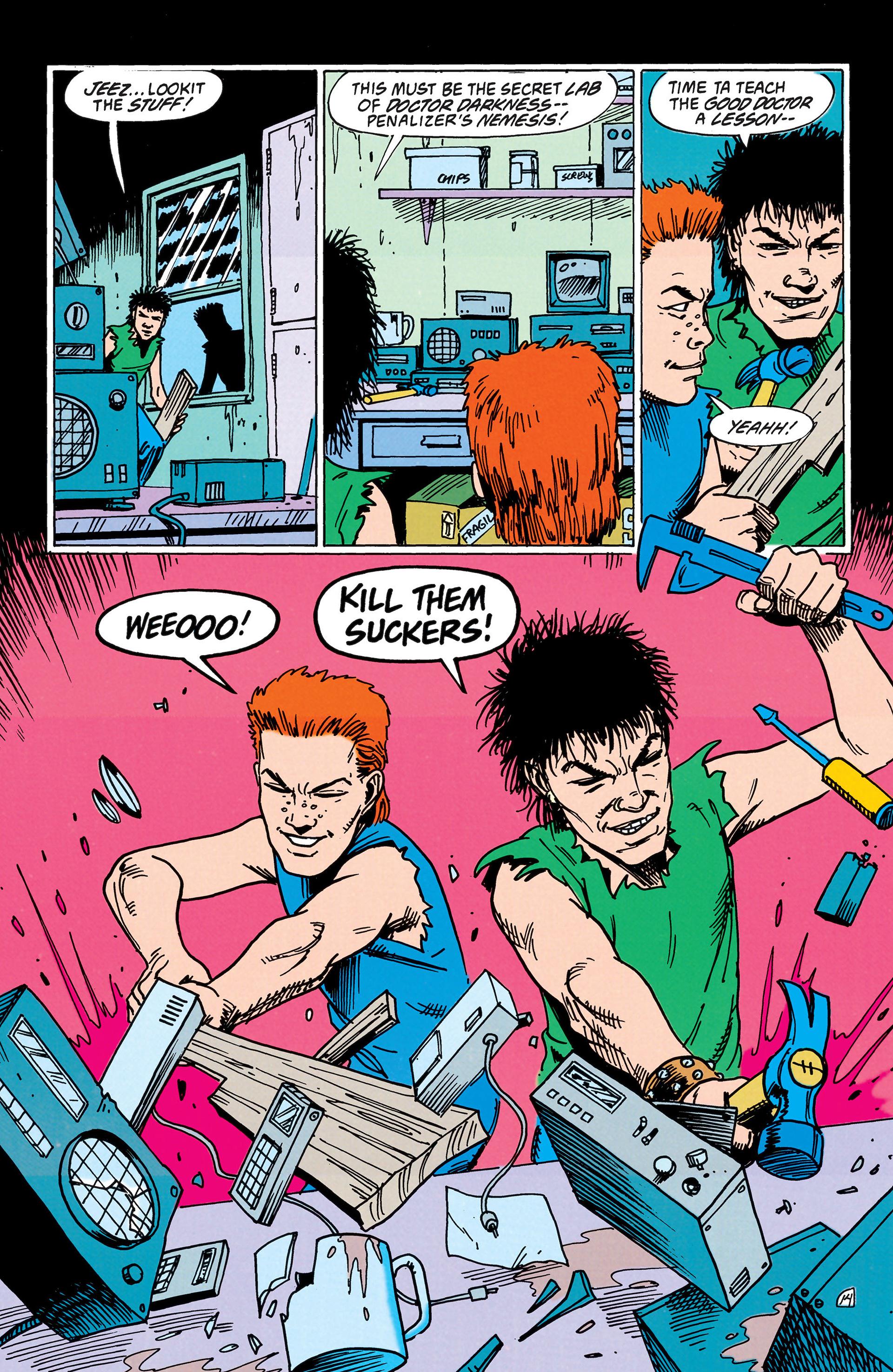 Read online Animal Man (1988) comic -  Issue #38 - 15