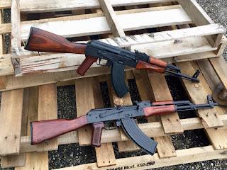 1968-AKM-47-and-1968-Izhevsk-AKM-47
