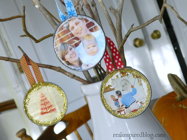 Blogger Christmas Series: DIY Christmas Ornament Craft-realinspiredblog.com