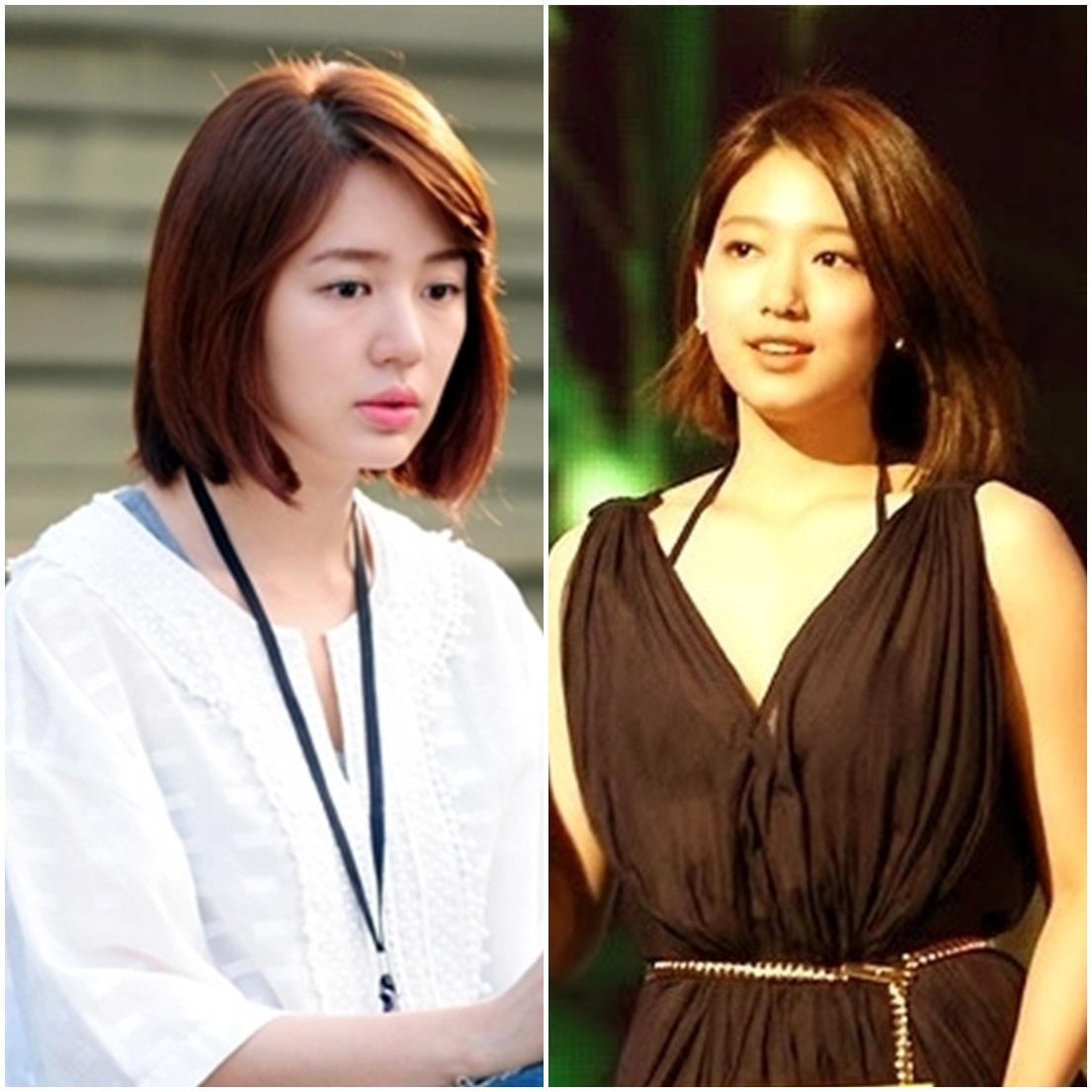 Yoon Eun Hye Dan Park Shin Hye SAUDARA Hyo Rin O Hoii Hoii
