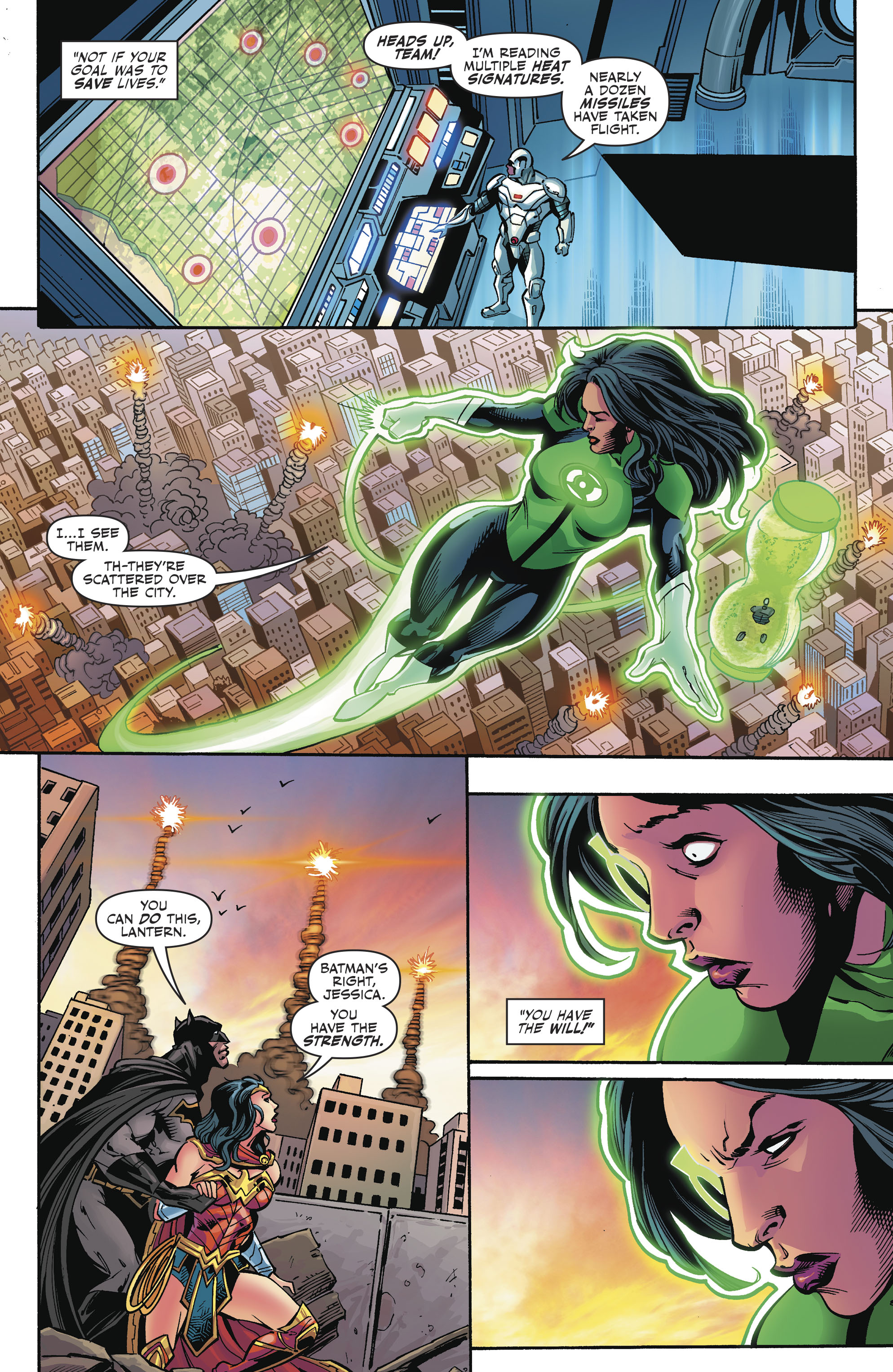 Read online Justice League (2016) comic -  Issue #23 - 20
