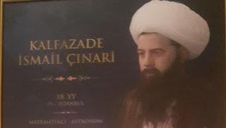 Kalfazade İsmail Çınari Çalışmaları ve Bilime Katkıları