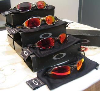 c5618079a4ba0 Óculos Oakley Juliet 24k - X Metal - 427 - LOJAS TEM TUDO