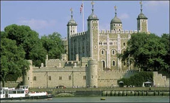 La torre de Londres. 5+1 lugares donde pasar miedo en Halloween