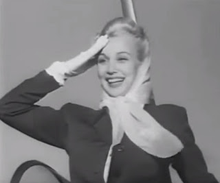 Carole Landis Hollywood Meets The Navy