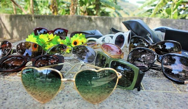Onde comprar óculos escuro em Roma