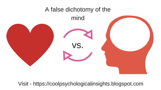 The Heart Vs The Mind Scientific Explanation A False Dichotomy