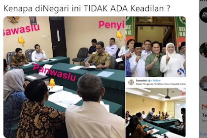 Jika Anies Benar2 Diproses Pidana, Ancaman Warganet Bikin Merinding, Mereka Ancam Tumbangkan....