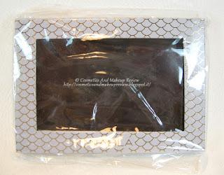 Mermaid Collection - palette Liberty Six Mermaid - packaging