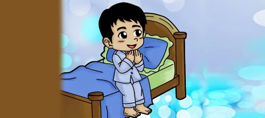 Bacaan Doa Bangun Tidur dan Maknanya
