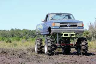 Mud Racing Truck For Sale