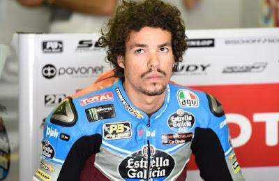 Naik ke MotoGP, Morbidelli Gantikan Iannone di Suzuki