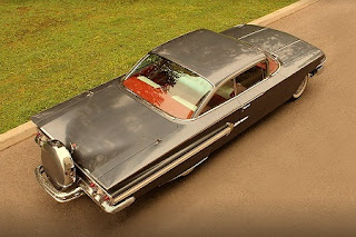 1960 Chevrolet Impala Sports Coupe Top Rear