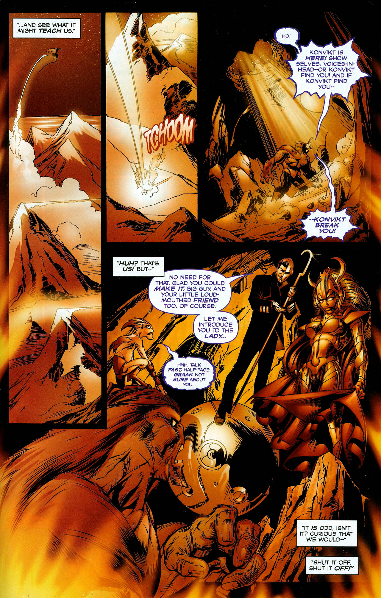 Read online Trinity (2008) comic -  Issue #1 - 32