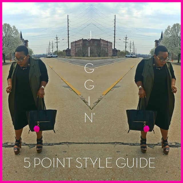 5 point style guide just bloggers