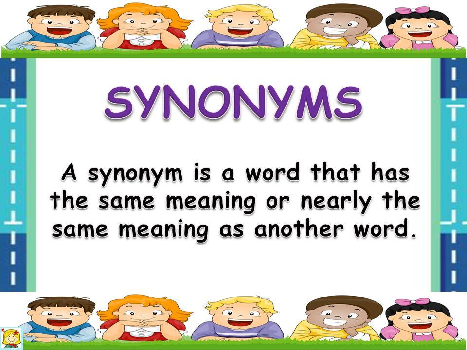 antonym of another synonyms antonyms polysemy homonym and