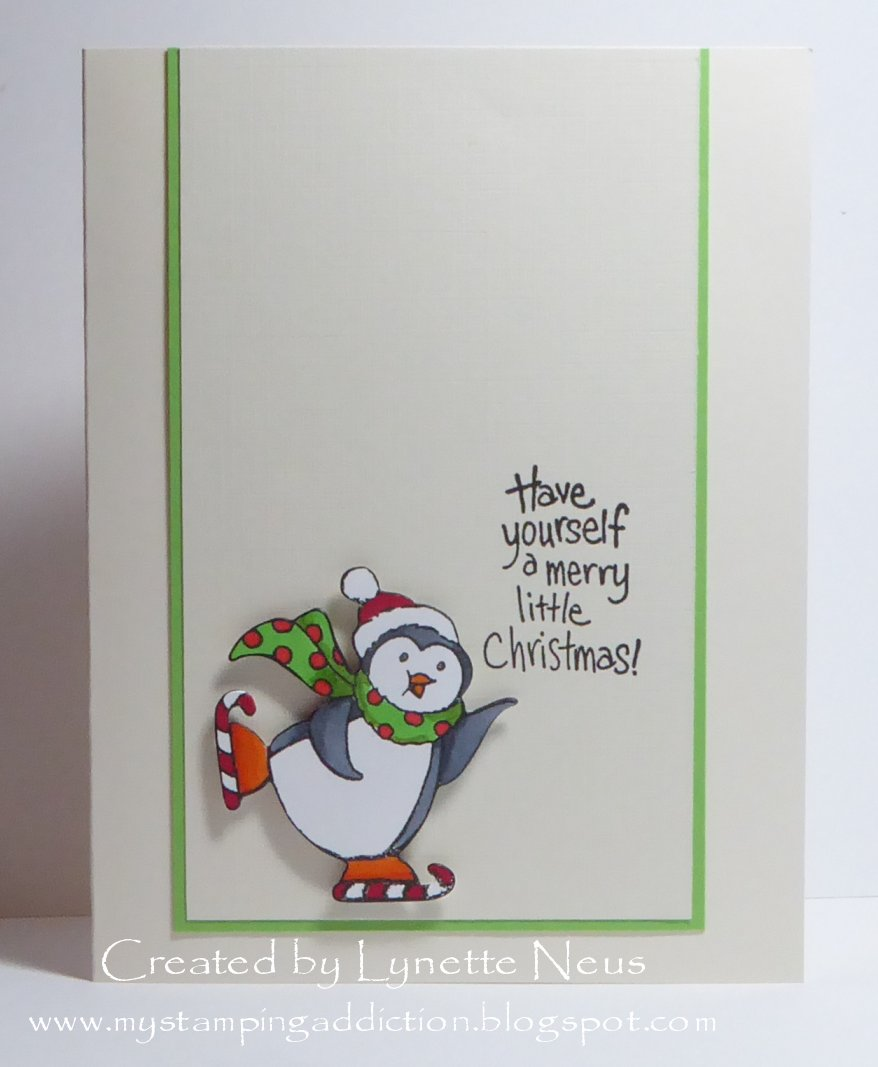 My Stamping Addiction Christmas 2018 Cards