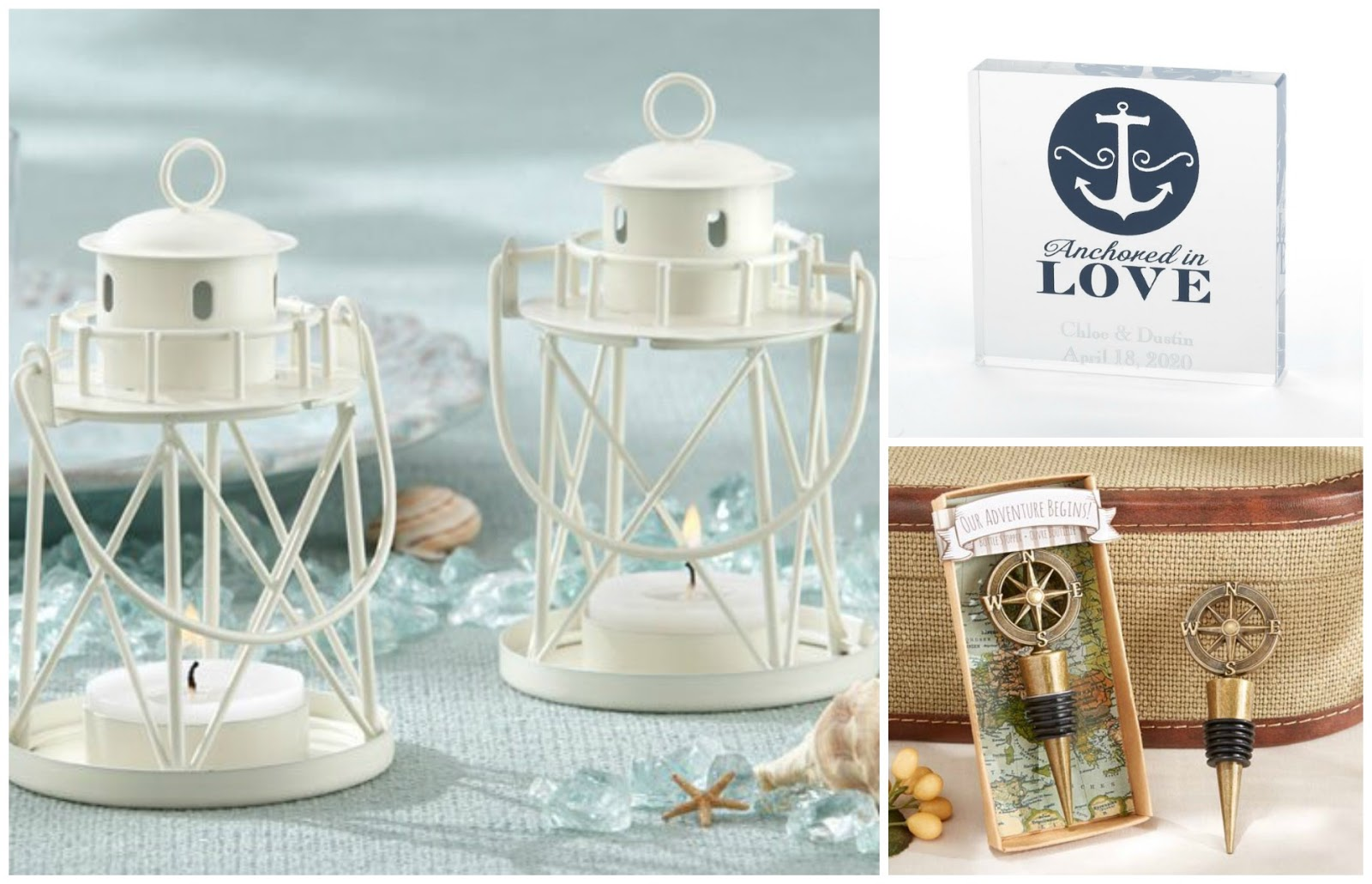 Creative Ideas For A Wedding By The Water