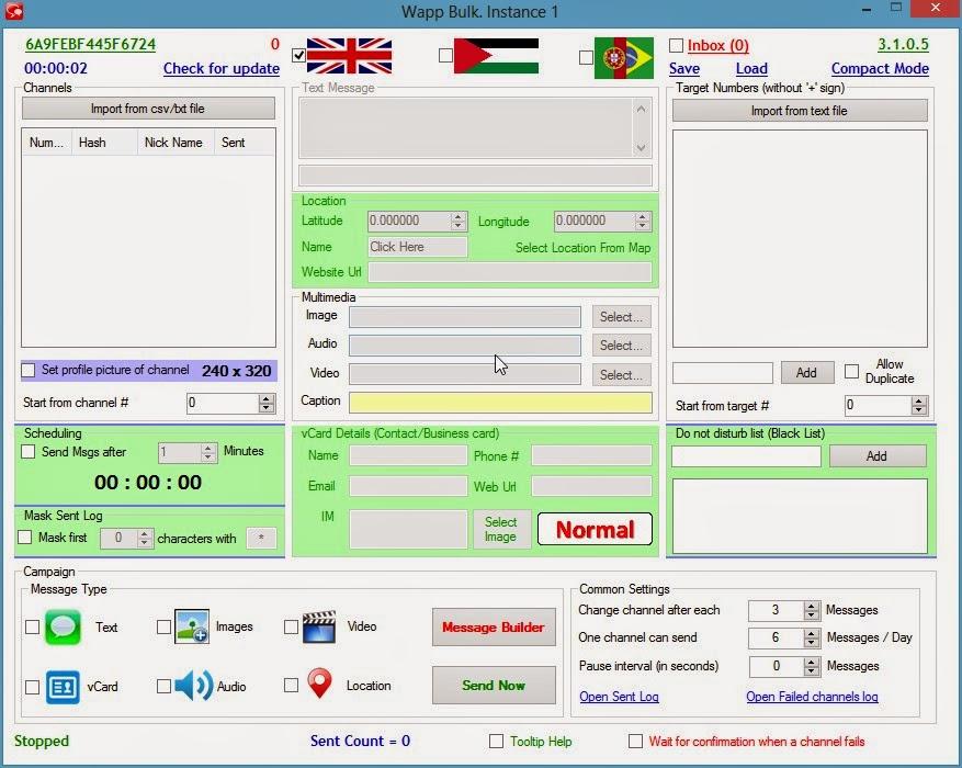 Whatsapp bulk sender download free