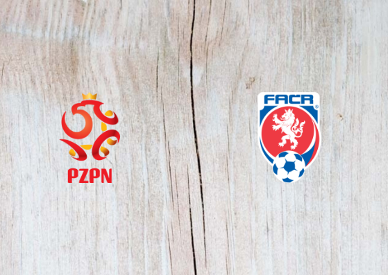 Poland vs Czech Republic - Highlights 15 November 2018