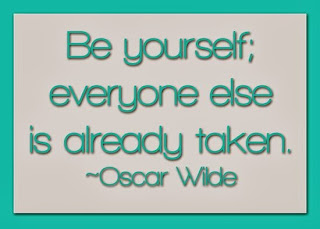 Be Yourself Quotes (Quotes About Moving On) 0186 1