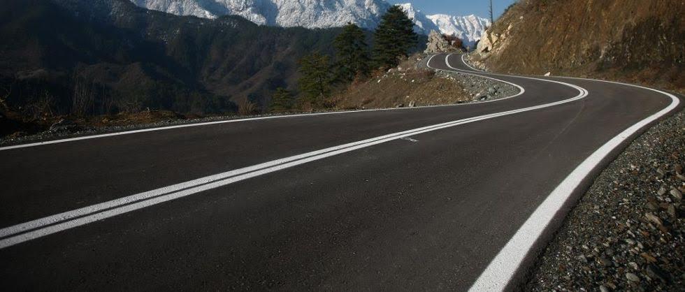 Ξεκίνησε η κατασκευή του δρόμου Δέλτα Καρδίτσας – Παλαμά
