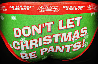 Don't Let Christmas be Pants