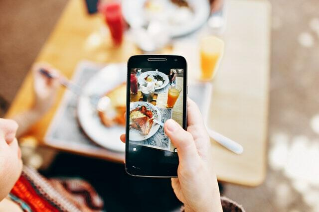 marketing gastronomico en redes sociales
