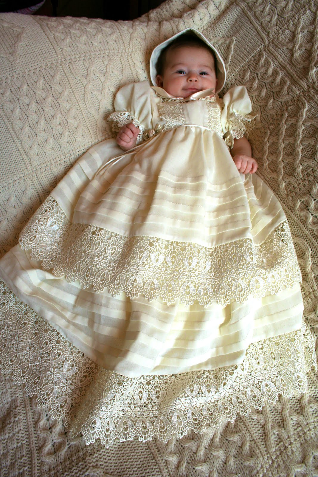 Pic* Christening Gown from Mexico - BabyCenter