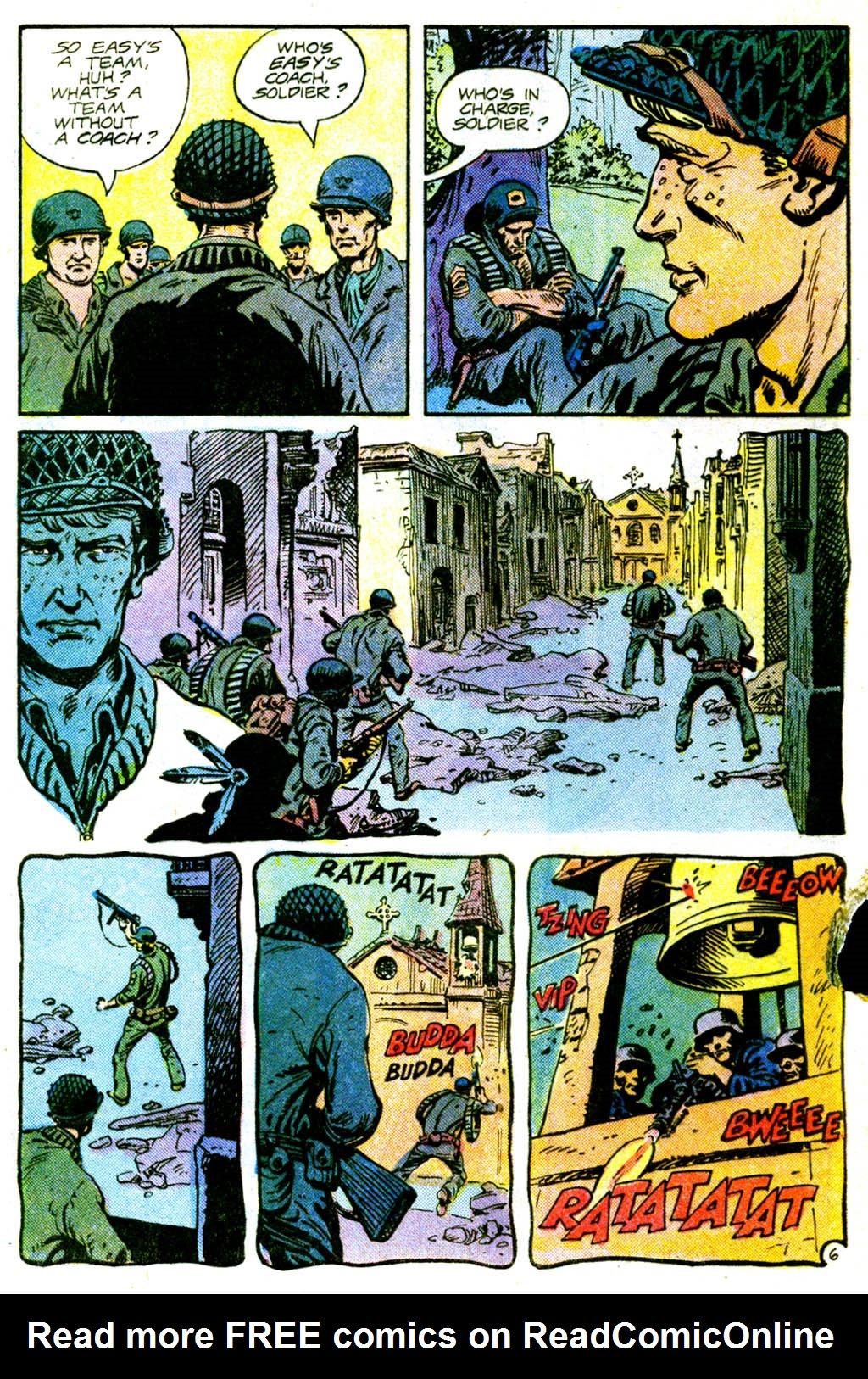Read online Sgt. Rock comic -  Issue #362 - 8