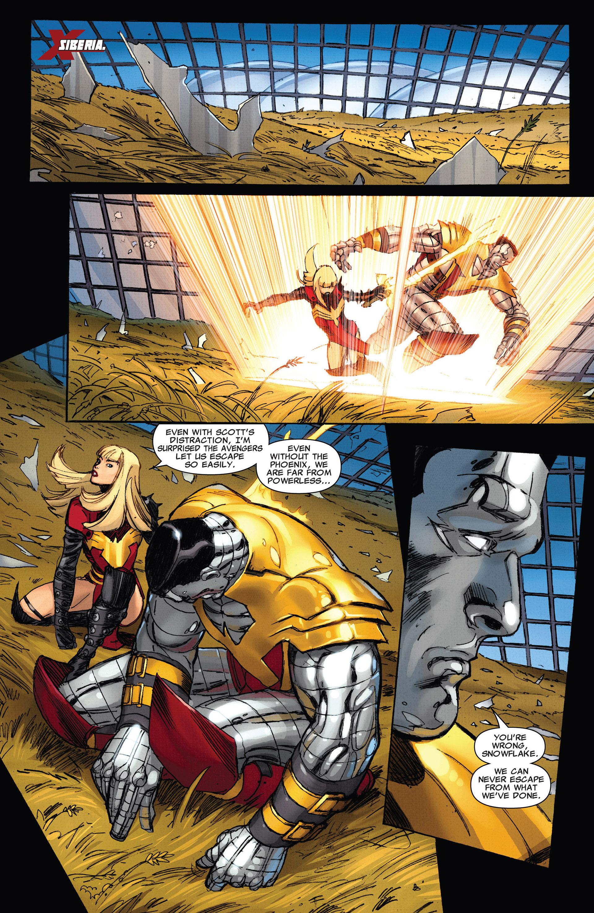 Read online Uncanny X-Men (2012) comic -  Issue #18 - 6