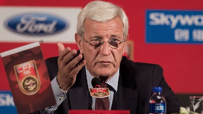 Lippi worried about China's performances